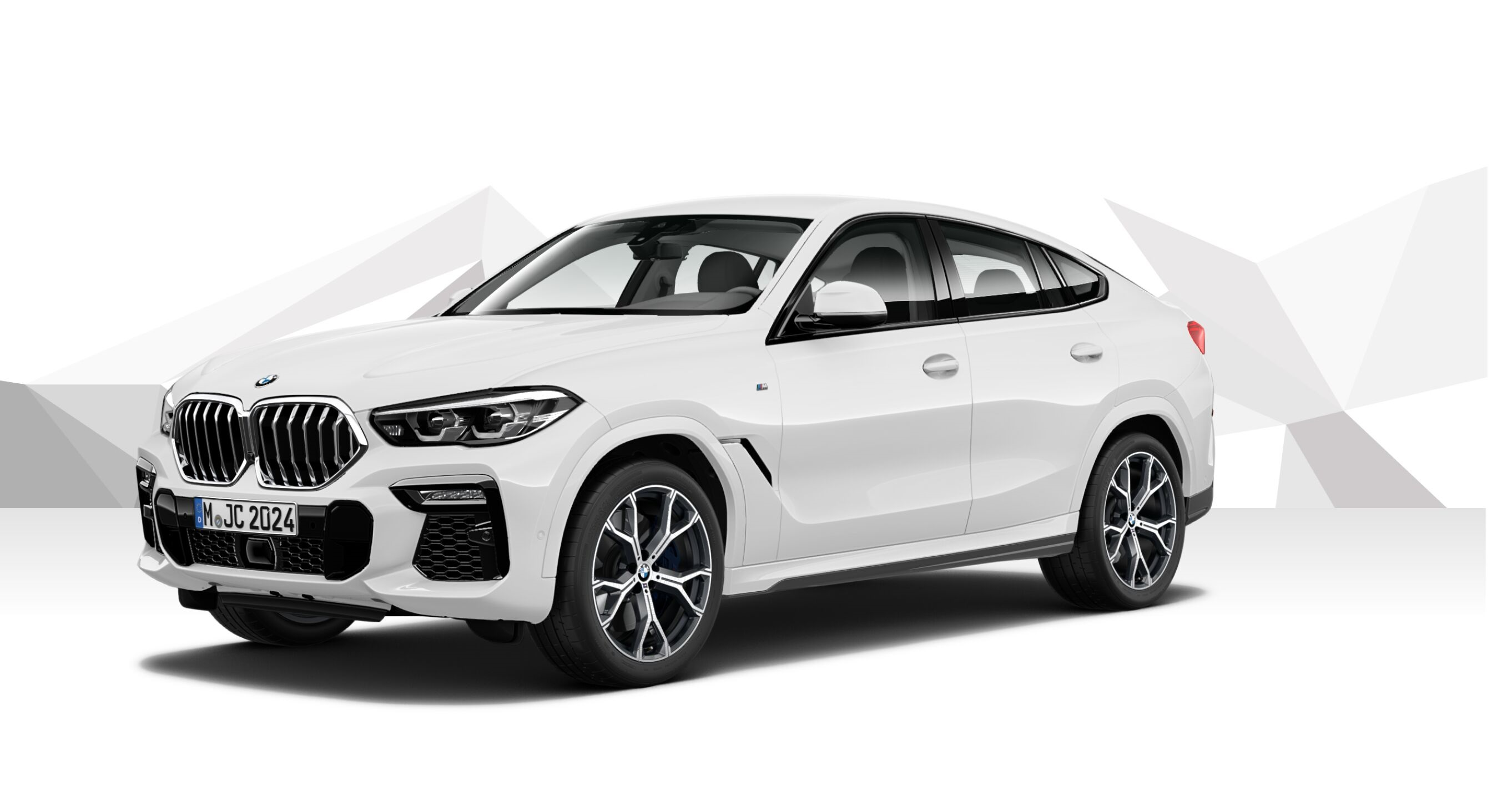 BMW BMW X6 xDrive30d M Sport (Including Optional Technology Package)